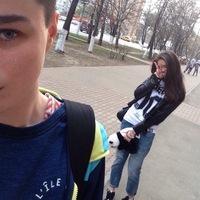 Рисунок профиля (Илья Поцелуев)